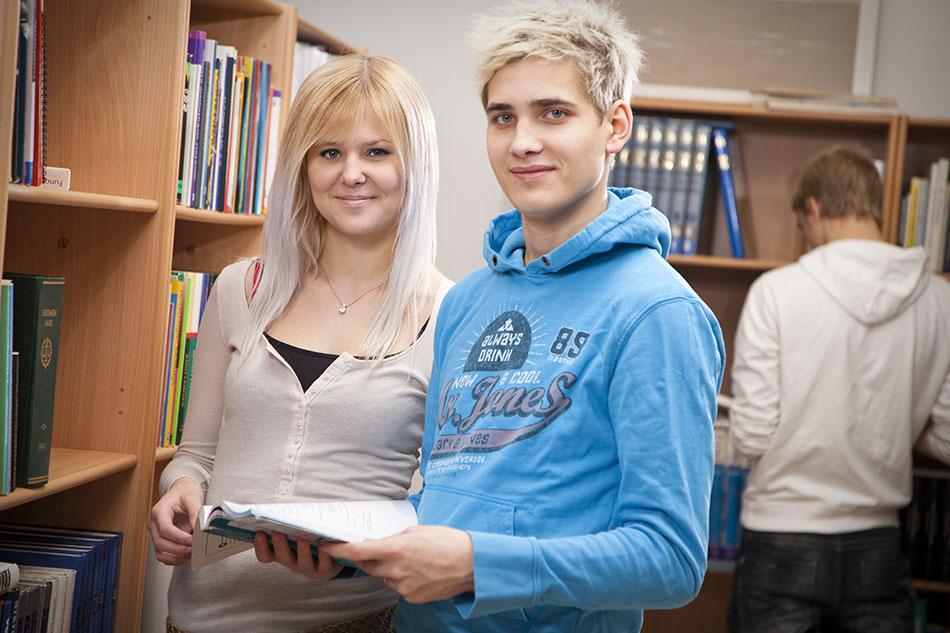 Opiskelijalle palveluja