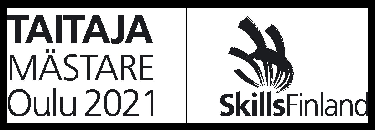 Taitaja2021 logo